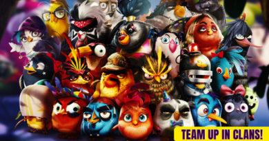 Angry Birds Evolution, Una Nuova sfida sull'Isola degli Uccelli