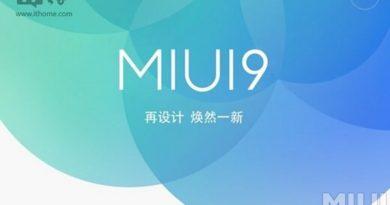 logo MIUI 9