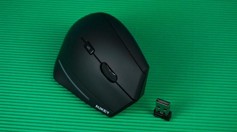 Recensione mouse AUKEY KM-W1