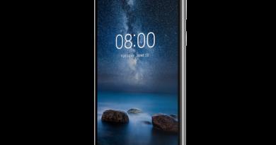 Nokia 8 front