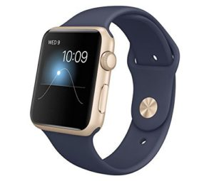 Apple-42-mm-Aluminium-Watch-with-Gold-Midnight-Blue-Sport-Band-0-500x425