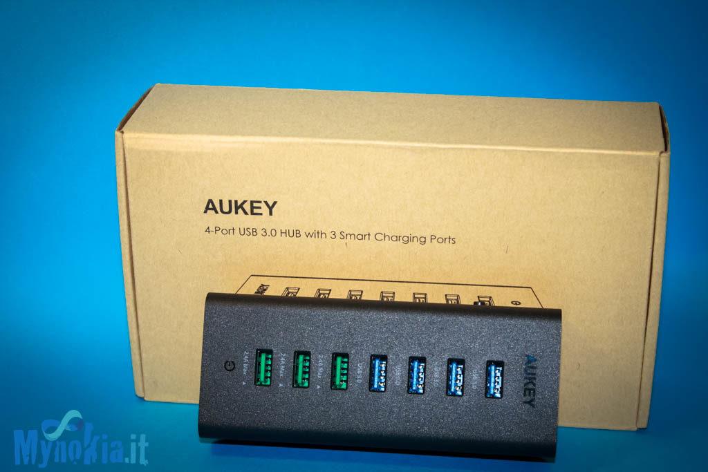 AUKEY HUB USB CB-H19
